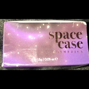 space case Makeup - New Space Case Cosmetics Eyeshadow Gold Base